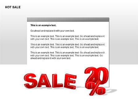 Free Hot Sale Shapes Collection, Slide 10, 00248, Shapes — PoweredTemplate.com