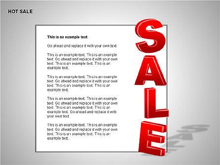 Free Hot Sale Shapes Collection, Slide 11, 00248, Shapes — PoweredTemplate.com