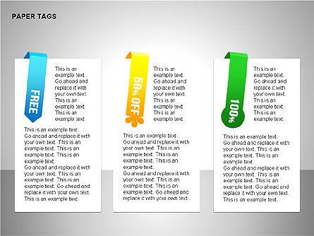 Paper Tags Diagrams Slide 3