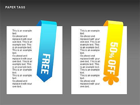 Paper Tags Diagrams Slide 4
