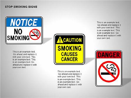 Free Stop Smoking Signs Slide 4