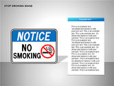 Free Stop Smoking Signs#12