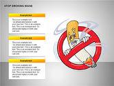 Free Stop Smoking Signs#15