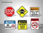 Free Stop Smoking Signs#16