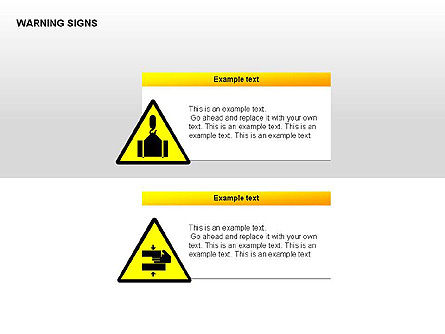 Warning Signs Collection Slide 2