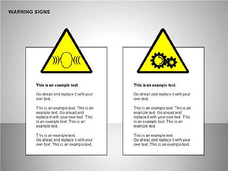 Warning Signs Collection Slide 3