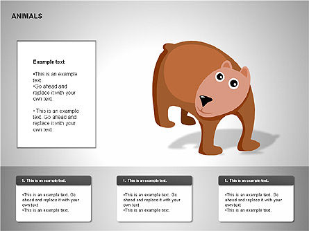 Animals Diagrams, Slide 11, 00264, Education Charts and Diagrams — PoweredTemplate.com