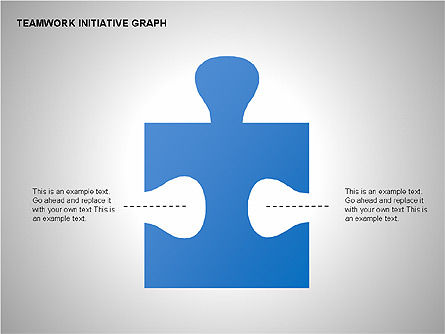 Puzzle Diagrams: Teamwork-Puzzles-Diagramme #00275