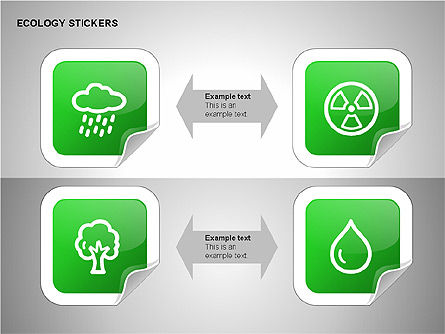 Ecology Stickers Collection Slide 4