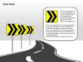 Road Signs Diagrams#12