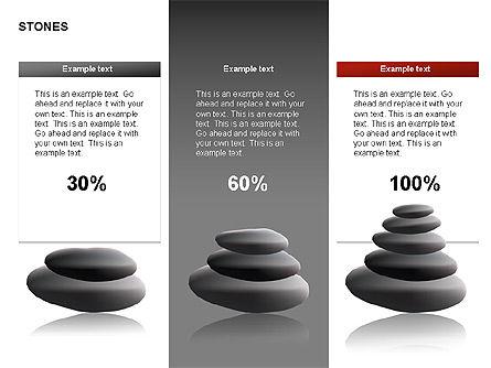 Stones Diagrams, Slide 14, 00285, Stage Diagrams — PoweredTemplate.com
