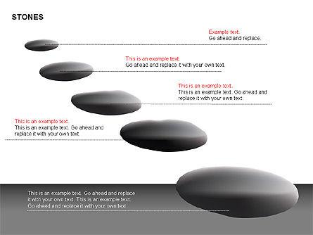 Stones Diagrams, Slide 7, 00285, Stage Diagrams — PoweredTemplate.com