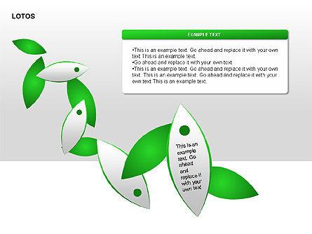Lotos Diagrams, Slide 12, 00286, Stage Diagrams — PoweredTemplate.com
