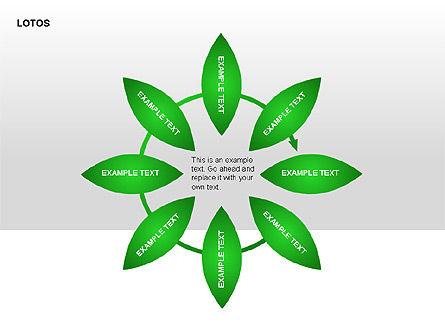 Lotos Diagrams, Slide 13, 00286, Stage Diagrams — PoweredTemplate.com