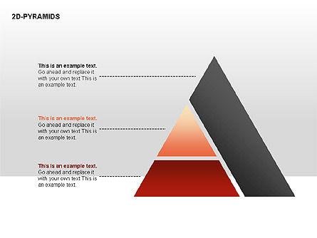 Pyramid Diagrams, Slide 11, 00290, Shapes — PoweredTemplate.com