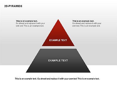 Pyramid Diagrams, Slide 15, 00290, Shapes — PoweredTemplate.com