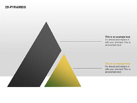 Pyramid Diagrams, Slide 17, 00290, Shapes — PoweredTemplate.com