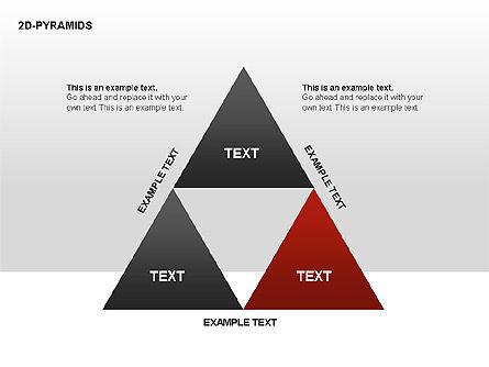 Pyramid Diagrams, Slide 5, 00290, Shapes — PoweredTemplate.com