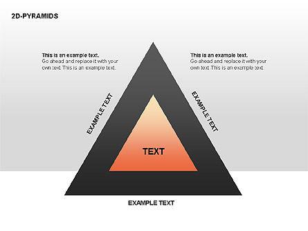 Pyramid Diagrams, Slide 6, 00290, Shapes — PoweredTemplate.com
