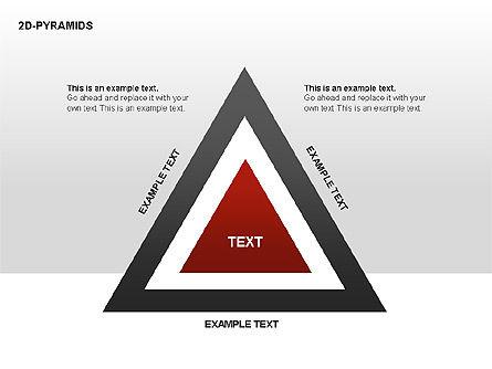 Pyramid Diagrams, Slide 7, 00290, Shapes — PoweredTemplate.com