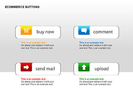 Ecommerce Buttons Slide 2