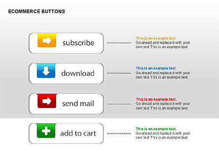 Ecommerce Buttons Slide 3