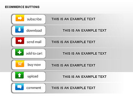 Ecommerce Buttons Slide 4