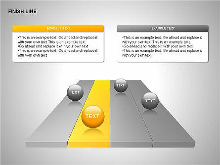 Finish Line Diagrams Slide 3