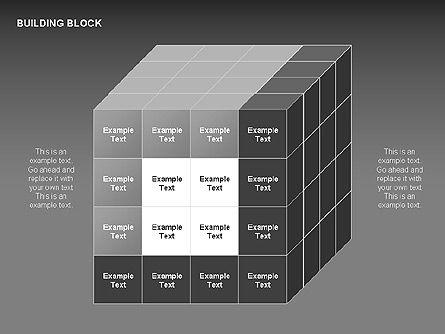building block diagrams presentation template for google Building Design Free Diagrams Download