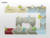 Process Diagrams: Diagramas de processo de etapas sucessivas #00328