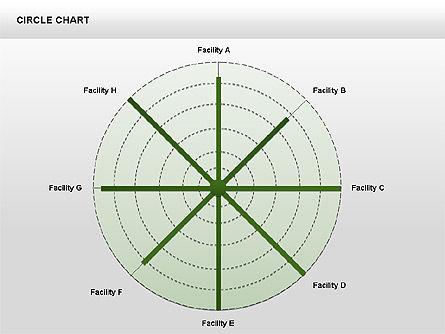 Radar Charts Collection, Slide 2, 00378, Business Models — PoweredTemplate.com