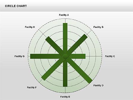 Radar Charts Collection, Slide 3, 00378, Business Models — PoweredTemplate.com