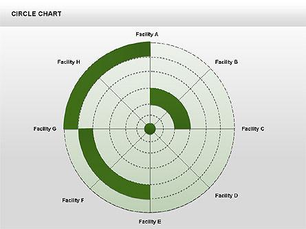 Radar Charts Collection, Slide 4, 00378, Business Models — PoweredTemplate.com