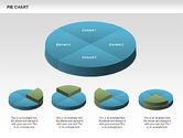 Pie Charts: 3D Pie Charts #00386