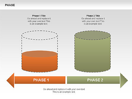 Tank Stages Diagrams, Slide 5, 00393, Stage Diagrams — PoweredTemplate.com