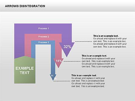 Sankey Diagram, Slide 12, 00401, Process Diagrams — PoweredTemplate.com