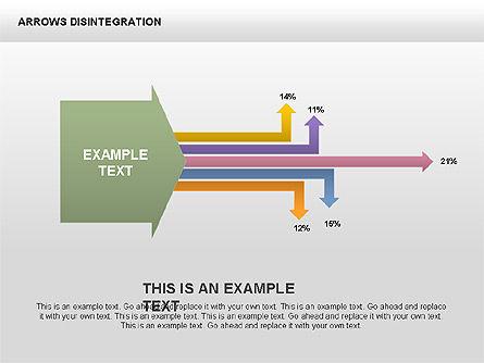 Sankey Diagram, Slide 15, 00401, Process Diagrams — PoweredTemplate.com