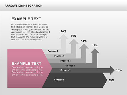 Sankey Diagram, Slide 2, 00401, Process Diagrams — PoweredTemplate.com