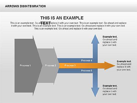 Sankey Diagram, Slide 4, 00401, Process Diagrams — PoweredTemplate.com