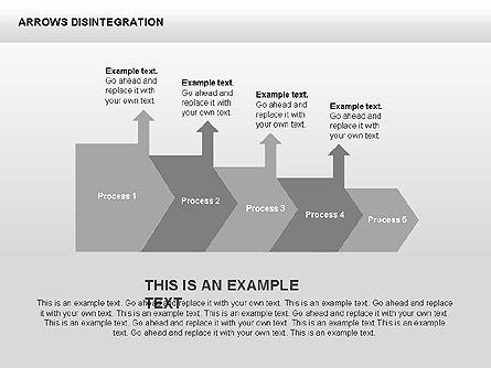 Sankey Diagram, Slide 5, 00401, Process Diagrams — PoweredTemplate.com