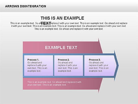 Sankey Diagram, Slide 7, 00401, Process Diagrams — PoweredTemplate.com