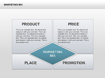 Marketing Charts, Slide 2, 00419, Matrix Charts — PoweredTemplate.com