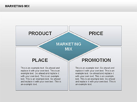 Marketing Charts, Slide 3, 00419, Matrix Charts — PoweredTemplate.com