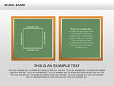 School Board with Globe Diagrams#2