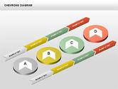 3D Chevron Diagram#12