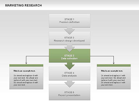 Marketing Research Process Diagrams Slide 11