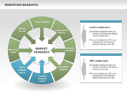 Marketing Research Process Diagrams Slide 5
