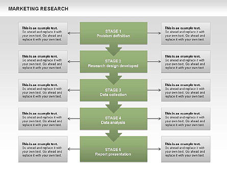 Marketing Research Process Diagrams Slide 8