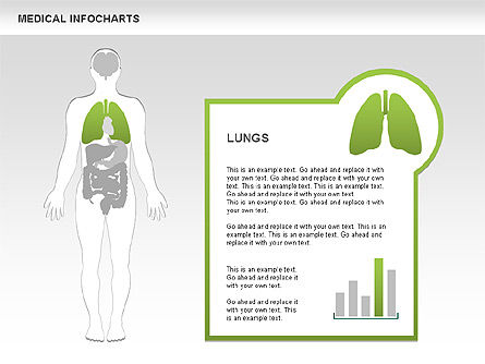 Medical Charts, Slide 3, 00460, Medical Diagrams and Charts — PoweredTemplate.com
