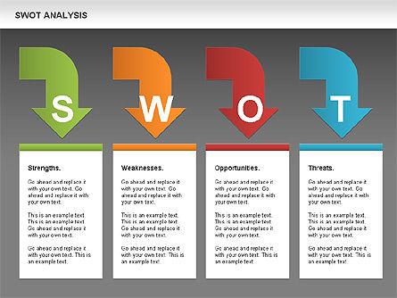 SWOT Analysis Process Diagram Slide 14